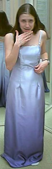 stupid pokey dress...